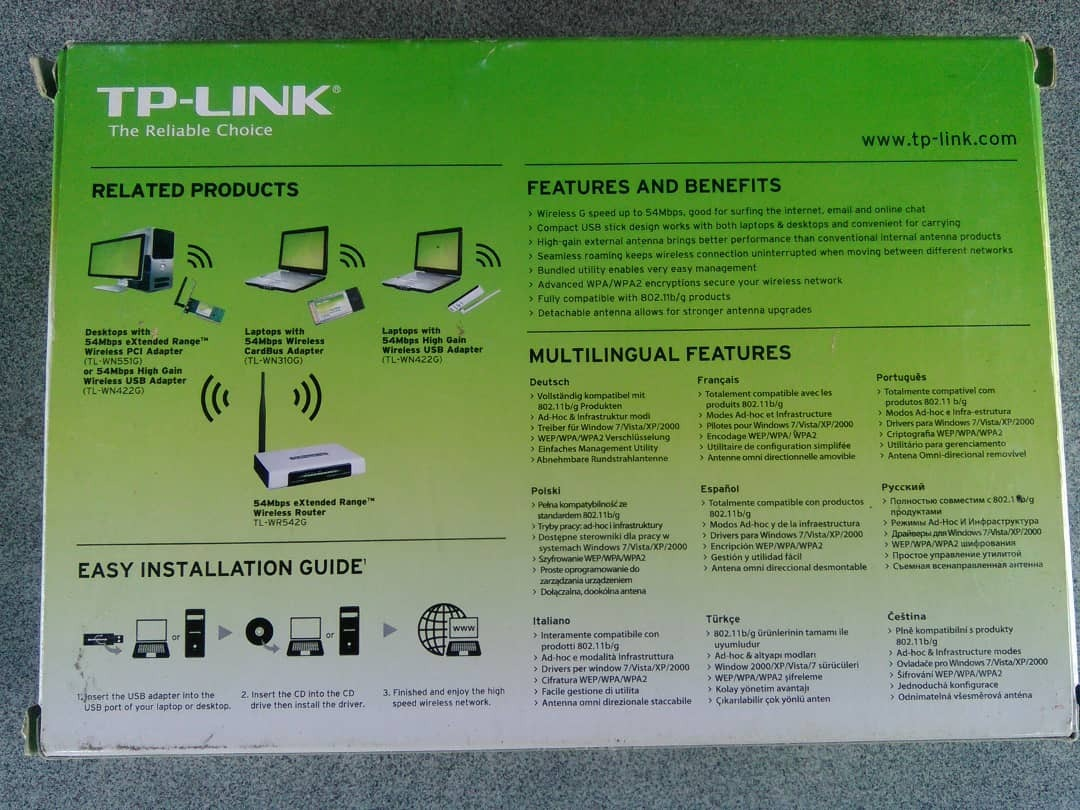 Harga Jual Tp Link Tl Wn722n Tplink 150mbps High Gain Wifi Wireless Usb Wn727 Adaptador N 25 Bs 750000