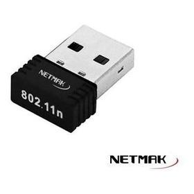 Adaptador Usb Wifi Netmak Nm-cs300 300mbs