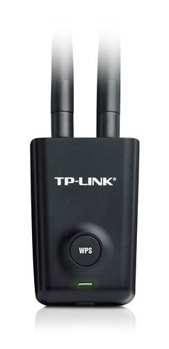 adaptador usb wifi rompemuros tp link wn8200nd 300mbps cuota