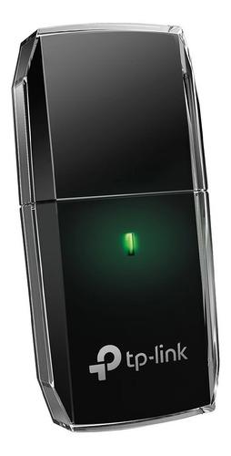 adaptador usb wifi tp link archer t2u ac600 doble banda gtia