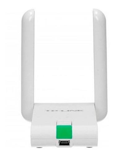 adaptador usb wifi tplink 822n 300mbps 2 antenas 3dbi