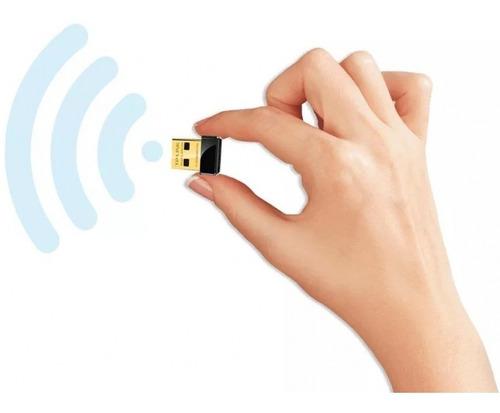 adaptador usb wifi tplink tl-wn725n 150mbps modelo nano