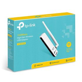 Adaptador Usb Wireless 150mbps Tp-link Tl-wn722n V3.0