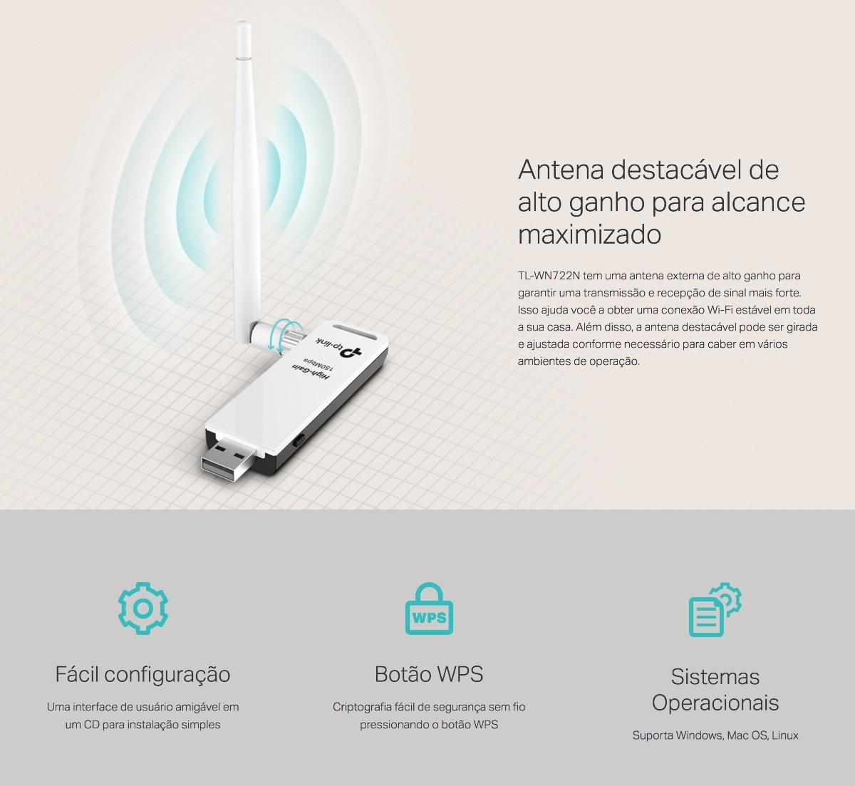 driver para antena wifi tp-link tl-wn722n