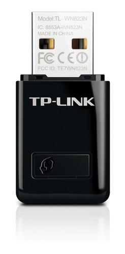 adaptador usb wireless tp-link tl-wn 823n 300mb mini