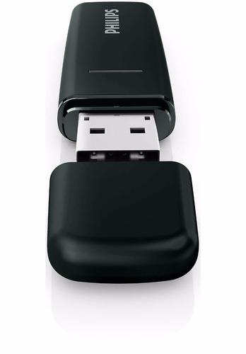 adaptador wi-fi philips 39pfl3508g/78 - produto original