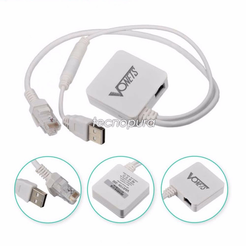 adaptador wifi a rj45 lan / bridge vonets - xbox ps4 smarttv
