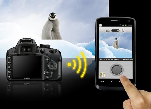 adaptador wifi original nikon wu-1a p520 d7100 d3200 d5200