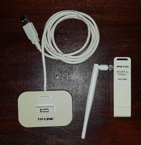adaptador wifi tplink tlwn722n
