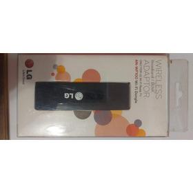 Adaptador Wireless LG Broadband/dlna An-wf100