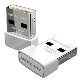 Adaptador Wireless Usb Nano Mw150us Mercusys 150mbps 802 11n