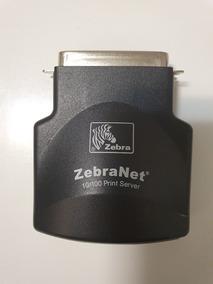 Adaptador Zebranet Print Server Servidor De Impresion Zebra