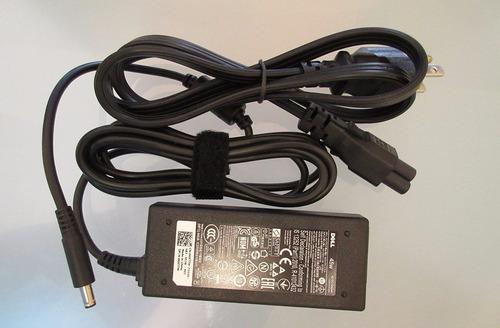 adaptador/cargador ac power  45w 19.5v for dell inspiron