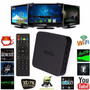 Android Tv Box Netflix, Youtube, Kodi, Spotify En Tu Tv