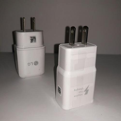 adaptadores carga rapida