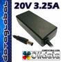 Cargador Notebook 20v 3.25a Para Olidata L41 Y Otros