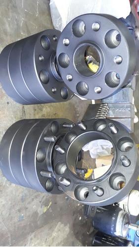 adaptadores de llantas y separadores 30mm por 4
