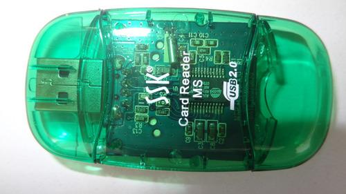 adaptadores de memoria ms - xd - minisd - sd