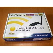 Adaptador Usb Wifi Engenius Wireless-g (54mbps) Eub-3701 Ext