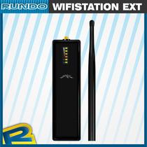 Ubiquiti Wifistation Ext 2.4ghz Adaptador Usb 802.11g/n