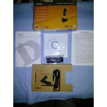 Receptor De Wifi Pendrive Usb 150mps D-link