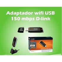Adaptador Wifi Usb 150 Mbps D-link