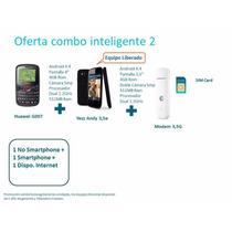 Modem Movistar+celular Android+huawei Empresas O Profesional