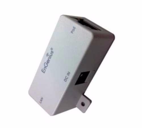 adaptador/inyector de poe (24v, 50 hz) engenius epe-1212