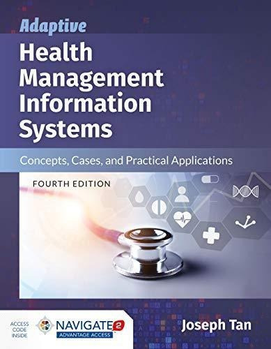 adaptive health management information systems : joseph tan