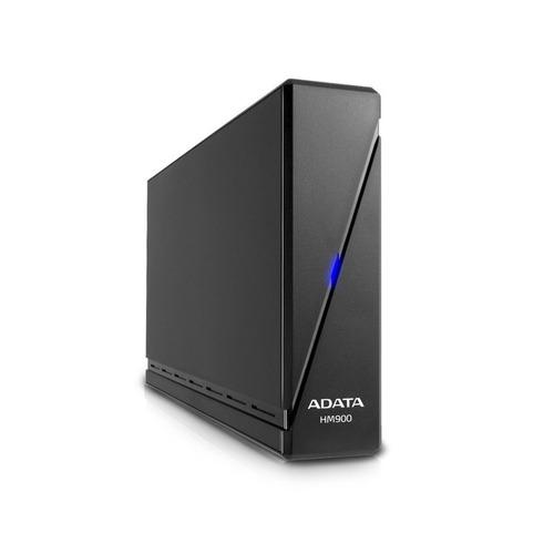 adata disco duro externo 4tb hm900 graba directo negro