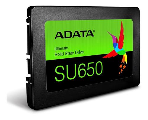 adata disco duro solido ssd sata laptop pc 480gb su650