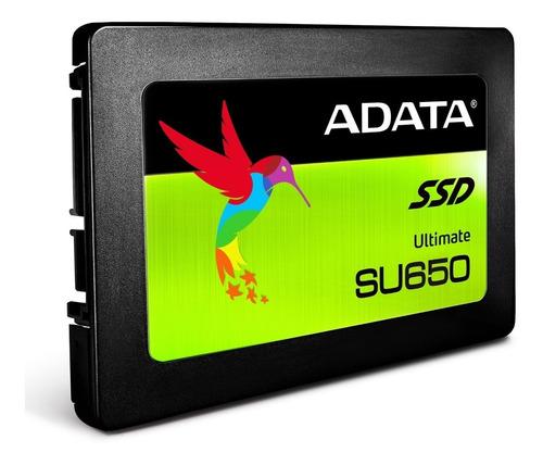 adata disco duro solido ssd sata laptop pc 480gb su650 /k