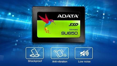 adata disco duro solido ssd sata pc 240gb su650 oferta!!