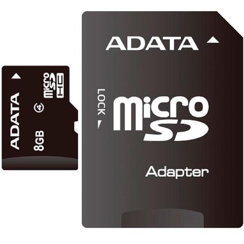 adata memoria micro 8gb celulares