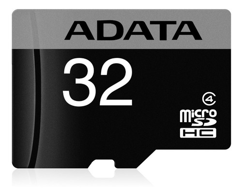 adata memoria micro sd hc 32gb clase 4 celulares tablets 4mb/s mayoreo barata 100% original sellada nueva