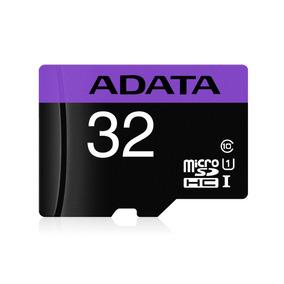 8143cd336b7 Adata Memoria Micro Sd Hc 32gb Uhs-i Clase 10 Celulares 50mb