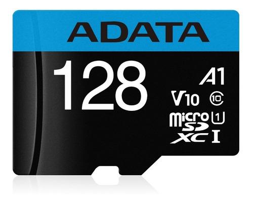 adata memoria micro sd hx 128gb clase 10 uhs-i a1 celulares alta transferencia mayoreo barata 100% original sellada nuev