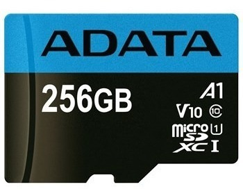 adata memoria micro sd hx 256gb clase 10 uhs-i a1 celulares alta transferencia mayoreo barata 100% original sellada nuev