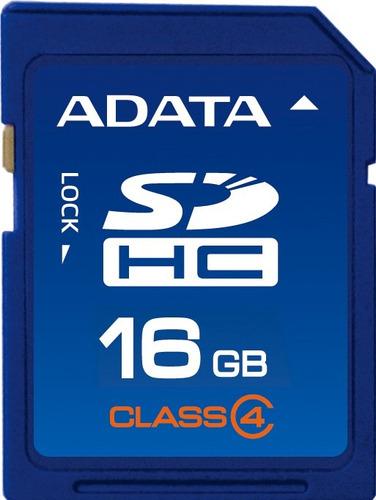 adata memoria tarjeta 16gb