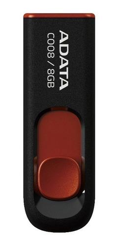 adata memorias usb portatil 8gb varios modelos colores mayoreo barata original nueva sellada