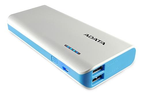 adata power bank pt100 bateria portatil celulares 10000ma /k