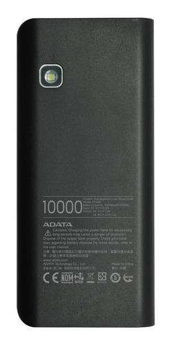 adata power bank pt100 bateria portatil celulares 10000mah