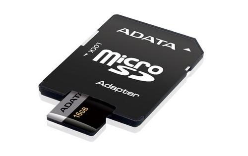 adata tarjeta micro sd 16gb uhs-i premier clase 10