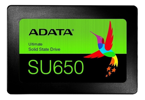 adata unidad de estado solido ssd sata 960gb 6gb/s su650
