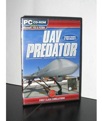 add-on uav predator para fsx y fs9