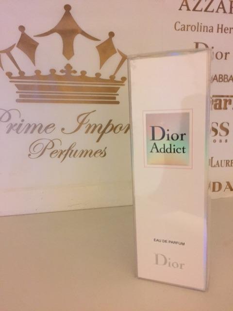 462a84a0813 Addict Dior Edp 100 Ml Feminino Original E Lacrado - R  378