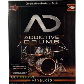 Addictive Drums 2 + Todas Las Expansiones - Pc Y Mac