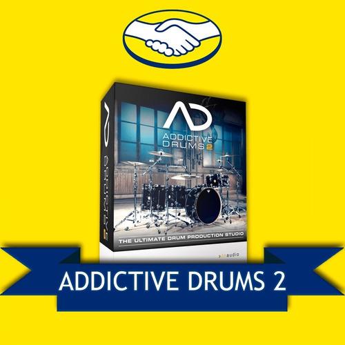 addictive drums 2 pc o mac vídeo tutorial instalación
