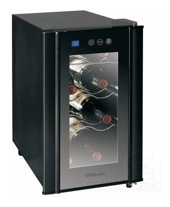 adega climatizada easycooler termoelétrica 8 garrafas