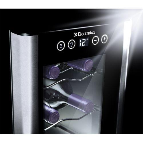 adega climatizada electrolux 8 garrafas 220v